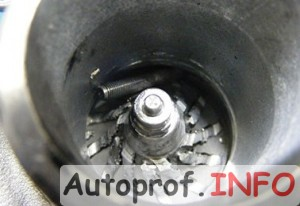Turbokompresorius