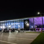Mercedes Benz Klaipėdoje atidarė modernų centrą
