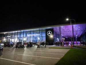 Mercedes Benz Klaipėda