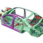 Audi A8 – naujas puslapis lengvųjų lydinių automobilių gamyboje