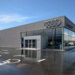 Naujajame Kauno Audi centre galima susipažinti su sportiniais Audi modeliais