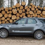 Land Rover Discovery išbandytas Lietuvos keliuose