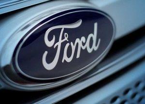 Ford pardavimai