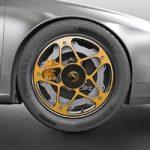 Continental pristatė naują rato ir stabdžių sistemos koncepciją elektromobiliams