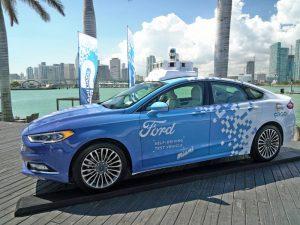 Ford inovacijų plėtra