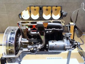 Ford T variklis
