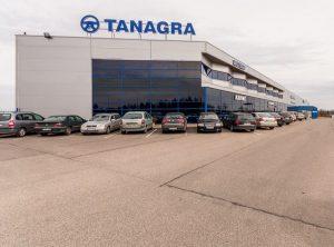 Tanagra autocentras