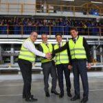"""""""Schmitz Cargobull"""" didina puspriekabių gamybos pajėgumus"""