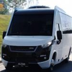 Lietuvoje sukurtas autobusas konkurse pelnė sidabro apdovanojimą