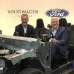 """""""Ford"""" ir """"Volkswagen"""" apjungia pajėgas elektromobilių technologijose"""