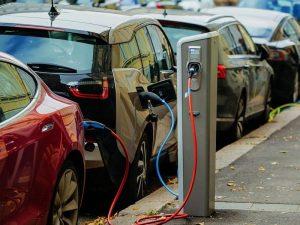 elektromobilių